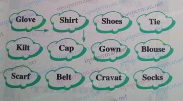 英文单词连线