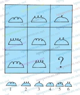 图形推理问题