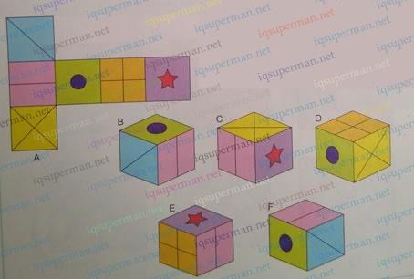折叠立方体