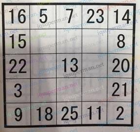 数字格子游戏