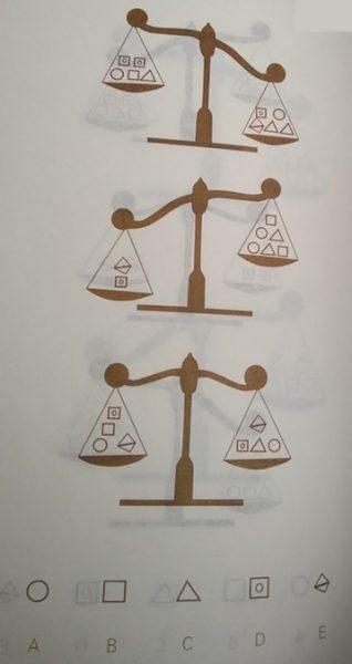 图形逻辑推理能力练习一则