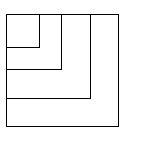 正方形叠叠乐