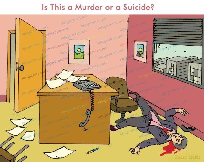 自杀还是谋杀