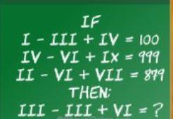 奇怪的数学等式