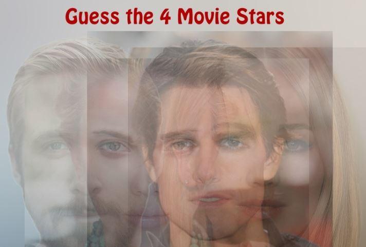 看图猜电影明星