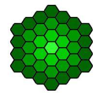 六角形个数问题