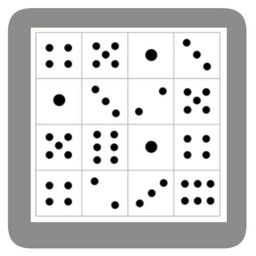 空间问题之展开的骰子